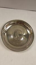 Vintage Norwegian Silver Boxing Trophy - Pat Floyd