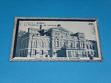 CHROMO PHOTO CHOCOLAT SUCHARD 1934 EUROPE URSS CCCP KIEV UKRAINE KYIV
