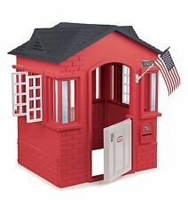 Little Tikes Cape Cottage Playhouse Red New