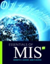 Essentials of Management Information Systems by Jane Laudon. Very Good