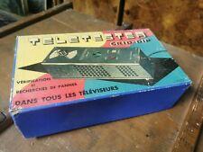 Ancien testeur grid dip teletester collection pour tsf. Radio Contrôle Lyon