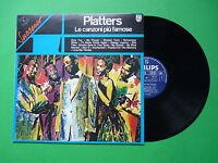 The Platters Le Chansons Plus Célèbres 9279 137 Réussite Philips 1980 LP 33 RPM