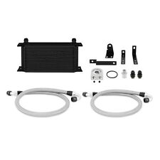 Mishimoto Oil Cooler Kit-Noir-FITS HONDA S2000 - 1999-2009
