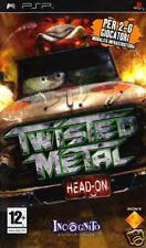 Videogame Twisted Metal: Head On PSP