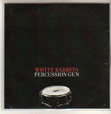 (BT955) White Rabbits, Percussion Gun - DJ CD
