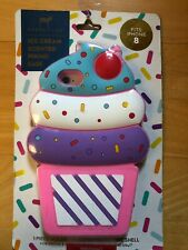 Brand New DABNEY LEE Ice Cream Scented Phone Case Fit PHONE 8 iPHONE 6 6S 7