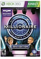 Who Wants to Be A Millionaire Xbox 360 Brand New Kids Kinect Family Game Show