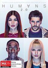 Humans - Season 2 : NEW DVD