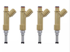 4 x 750cc Fuel injectors for Toyota 3SGTE 7MGTE Flow Matched Turbo Race