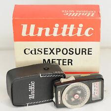 Unittic Model 80 CdS Exposure Light Meter (5386BL)
