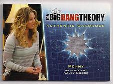 Big Bang Theory Season 5 Costume Card M23 V1 Penny