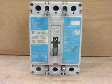 Westinghouse FDB3150 150AMP 600VAC Series C Industrail Circuit Breaker Used CSQ