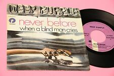 "DEEP PURPLE 7"" NEVER BEFORE ORIG ITALY 1972"