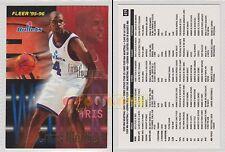 NBA FLEER 1995-1996 SERIES 2 - Chris Webber, Bullets # 419 - Near Mint