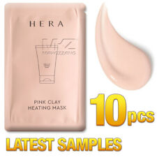HERA Pink Clay Heating Mask 10pcs Nice Warm Moist Rebulid Skin Younger Latest