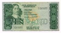 South Africa Replacement Note R10 P120 C VF - Scarce Banknote
