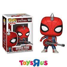 Funko Spiderman (2018) - Spider-Punk Pop! Vinyl Figure