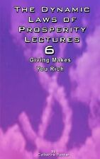 Dynamic Laws of Prosperity Lectures les by Catherine Ponder (2006, Paperback)
