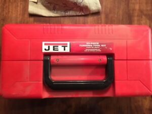 JET 660210 23 Piece Turning Tool Kit For ZX Series Lathes