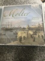 MOLTER ORCHESTRAL MUSIC & CANTATAS New Sealed Cd
