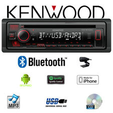 Kenwood KDC-BT430U - Bluetooth | Spotify | CD/MP3/USB Autoradio Radio 4x50 Watt