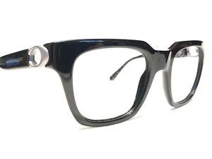 Coach HC8240 551087 Womens Black Oversized Rx Designer Sunglasses Frames 52/21