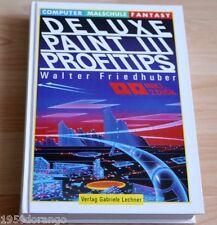 DELUXE PAINT III  PROFITIPS - Benutzerhandbuch- Deutsch, ohne Disk