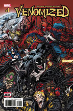Venomized #1 (First Print / Avengers / Carnage / Venom / Movie / 2018 / NM)