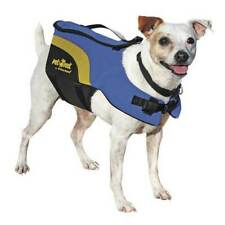 Pet Life Vest Size Small Preserver Dog Water Safety Boating Beach Pool