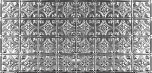 10 (2x4) Tin Ceiling Sheets Panels Victorian Design 80 Square Feet #6-09