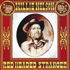 WILLIE NELSON - RED HEADED STRANGER+4   CD NEUF
