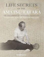 Life Secrets of Amatsu Tatara Masaaki Hatsumi Book Bujinkan Ninjutsu Ninja