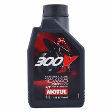 Motul 300V 10W40 Double Ester Technogoly Fully Synthetic Engine Oil - 1 Lt