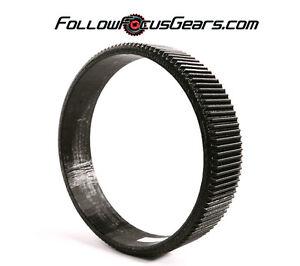 Seamless Follow Focus Gear for Voigtlander 25mm f0.95 Nokton II (Type 2) Lens