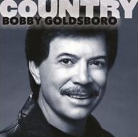 BOBBY GOLDSBORO : COUNTRY: BOBBY GOLDSBORO (CD) sealed