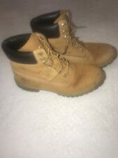 Timberland Classic 10061 Brown Wheat Lace-Up Boot Shoes Men's Size 9 (M). (SS4L)