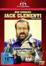 Jack Clementi, Anruf genügt - Komplett Box (Bud Spencer) 6 DVD Set NEU + OVP!