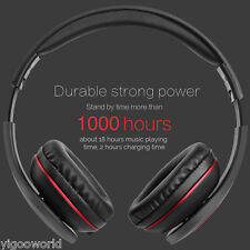 Foldable Wireless Bluetooth 4.1 Headphone Headset Hands-free 1000H Standby Time