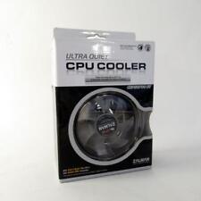 Zalman Low Profile Ultra Quiet CPU Cooler - For Intel 775 & AMD AM2/754/939/940