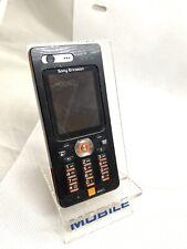 Sony Ericsson W880i Black (Unlocked) Mobile Phone