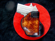 Sig Sauer P238 Crimson Trace  paddle holster burnish brown Kwik & Free