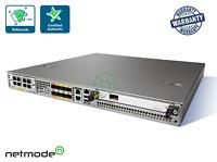 New Cisco ASR1001-X, 2xAC, 6 built-in GE 2 AC Power 8GB DRAM, SLASR1-AIS