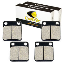 5B4-25806-00-00 Caltric Middle Brake Pads for Yamaha Rhino 700 YXR7F 2008-2013