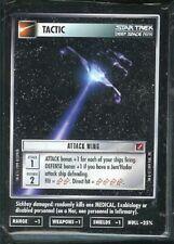 Star Trek CCG Blaze of Glory M/NM complete 130 card Set + all 18 Foils