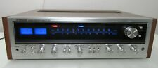 PIONEER SX-737 STEREO RECEIVER WORKS PERFECT SERVICED W/CAPS LED UPGRADE