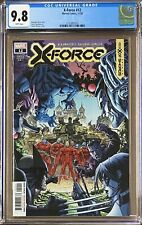 X-Force #12 CGC 9.8