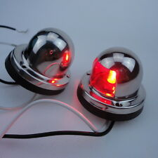 Bow Navigation Light For Boats -Stainless Housing Red And Green Hot Selling