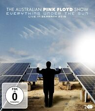 THE AUSTRALIAN PINK FLOYD SHOW-EVERYTHING UNDER THE SUN 2016BLU-RAY NEW+