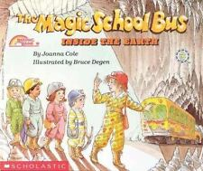THE MAGIC SCHOOL BUS PAPER BACK