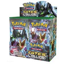 Pokemon TCG XY10 Fates Collide Booster Box